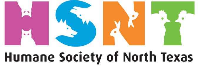 Humane Society of North Texas Logo